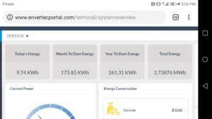 Empreinte carbone Vertsun kit autoconsommation solaire Poitou Charentes Indre et Loire