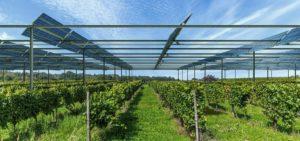 Low tech sur un Hangar agriculteur photovoltaïque