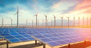 réchauffement electricite solaire en croissance