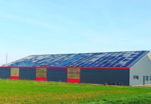 photovoltaic agricultural project