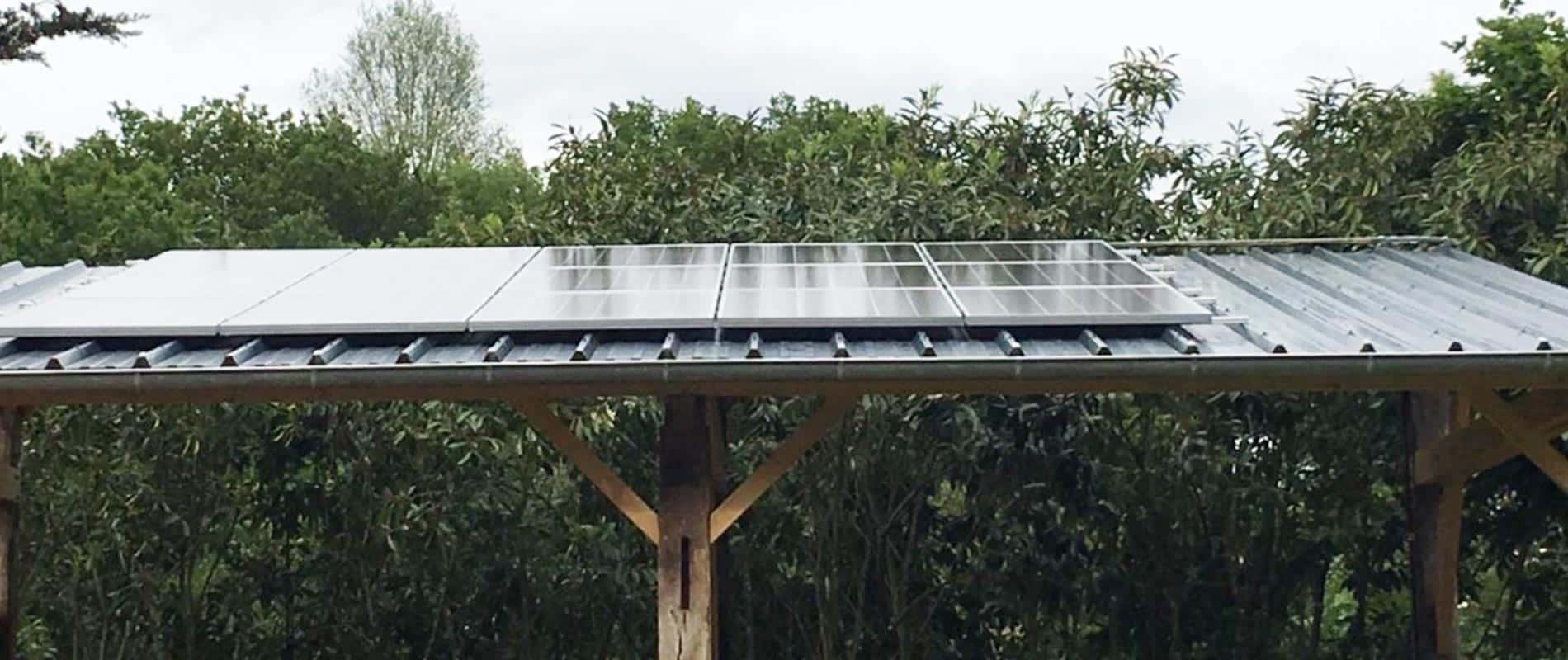 Les installations solaires Vertsun pour Site isolé hors réseau