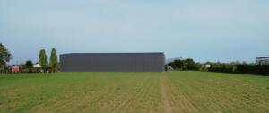 hangar agricole photovoltaïque Vertsun